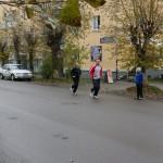 В Карпинске на старт «Кросса нации-2011» вышло только два «випа»