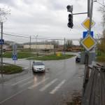 В Карпинске появится светофор, оснащенный звуковыми сигналами для слепых людей