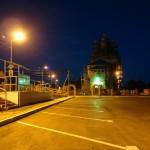 Восстановление собора в Карпинске продолжается