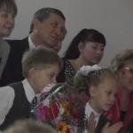 Карпинские чиновники поздравили школьников с Днем знаний