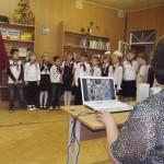 Ученики карпинской школы устроили самопрезентацию