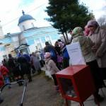 Казанский храм в Карпинске собирает средства на ремонт кровли