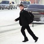 В Карпинске ГИБДД проводит мероприятия «Заботливый родитель» и «Внимание - дети»