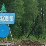 Поселку Сосновка, что в 20-ти километрах от Карпинска, исполняется 66 лет