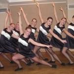 Танцевальный коллектив из Карпинска стал призером фестиваля