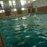 В карпинском бассейне чуть не утонул ребенок