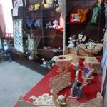 В карпинском музее открылась персональная выставка Зои Казанцевой