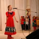 В Карпинске впервые прошел фестиваль патриотической песни