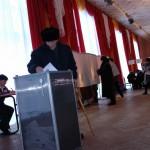 В Карпинске к 12 часам проголосовало 15 процентов избирателей