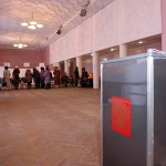48 % избирателей в Карпинске сделали свой выбор