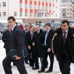 Возвращаясь из Карпинска Александр Мишарин попал в ДТП