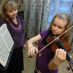 Скрипачка из Карпинска покорила Сочи