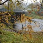 Осень в Карпинске