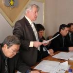Первое заседание карпинской Думы шестого созыва