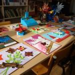 Детский дом приготовил подарки для ветеранов