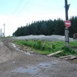 В Карпинске начался ремонт улицы Некрасова