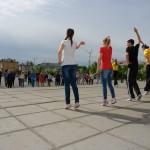 Юные депутаты из Карпинска избавляли людей от желания курить сигареты