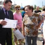 В Карпинске люди добились — игровая площадка останется детям