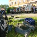 В Карпинск прибыло 109 спасателей из разных областей. Все силы брошены на поиски пропавшего АН-2