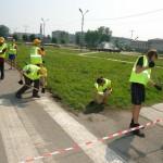 К концу первого месяца лета в Карпинске трудоустроено 127 школьников