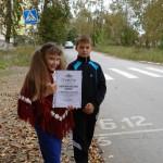 Знаниями ПДД дети из Карпинска блеснули на областном конкурсе