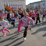 В Карпинске на «Кросс наций-2012» вышло 720 спортсменов