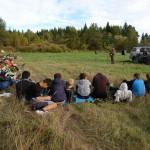 Школа №5 провела военно-полевую игру