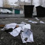 В Карпинске сотрудники «Связного» выкинули на помойку ксерокопии паспортов