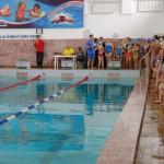 Соревнования по плаванию среди старшекласников
