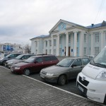 Инаугурация Александра Вервейна- нового мэра Волчанска