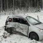 В ДТП под Волчанском погибла семья из Североуральска