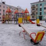В Карпинске недоделки в рамках программы «1000 дворов» устранят к 2013 году
