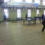 В Карпинске прошел областной турнир по настольному теннису