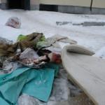 В Карпинске при пожаре пострадали двое малолетних детей