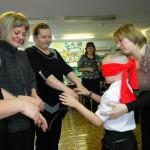 В библиотеках Карпинска прошли праздники