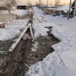 Несколько домов Карпинска остались на ночь без тепла