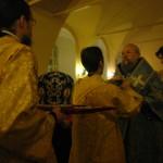 Карпинский Введенский собор посетил епископ Нижнетагильский и Серовский Инокентий