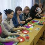 В Карпинске прошел мастер-класс по нетрадиционному рисованию