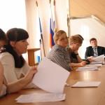 В Карпинске общественники на своем первом заседании делили портфели