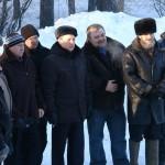 Карпинск. Митинг посвященный 24-й годовщине вывода войск из Афганистана