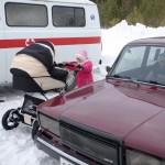 Автогонки в Карпинске