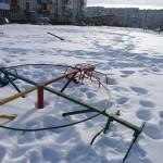 Пять миллионов рублей потратят на благоустройство карпинских дворов