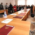 Мэр Карпинска отчитается о своей работе