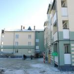 Карпинск. Открытие жилого дома по улице Почтамтской