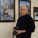 В карпинском музее работает выставка с уникальными фотографиями