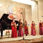 В Карпинске состоялся концерт скрипичного ансамбля «Виола»
