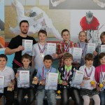 Юные пловцы из Карпинска успешно выступили на областных соревнованиях