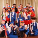 В Карпинске юные инспектора движения праздновали юбилей