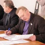 Сергей Бидонько призвал депутатов и мэрию жить дружно. Нельзя позорить город перед губернатором (аудио)