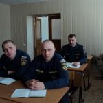 Один день из жизни пожарных Карпинска
